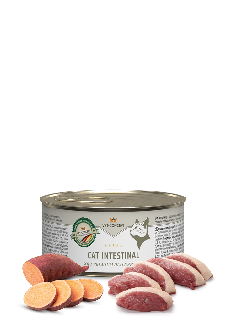 Kattenmenu Cat Intestinal
