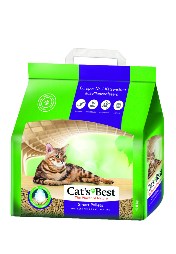 Cat's Best Smart Pellets, 10l